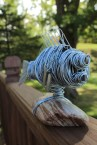 Fish Sculpture 101