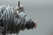 Pig Wire Sculpture 012 - Copy