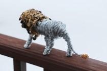 Lion sculpture finished 008 - Copy