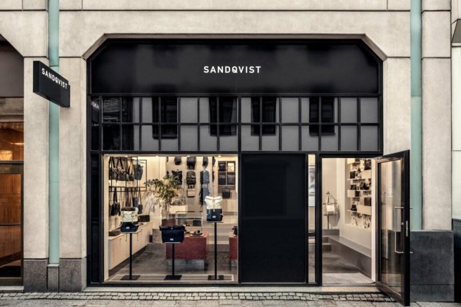Sandqvist store in Gothenburg