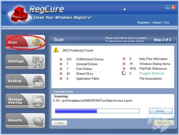 RegCure Pro 3.3.18 Crack With License Key Free 2020