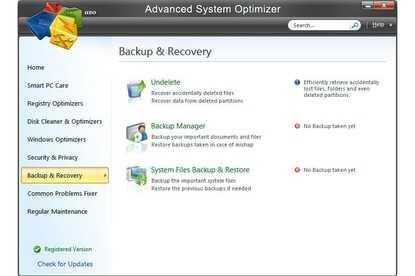 Advanced System Optimizer 2022 Crack