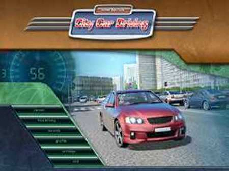City Car Driving 1.5.1 Crack With Activation Key 2020