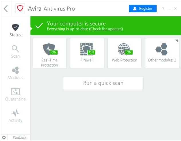 Avira Antivirus Pro 2020 Crack + License Key Free Download