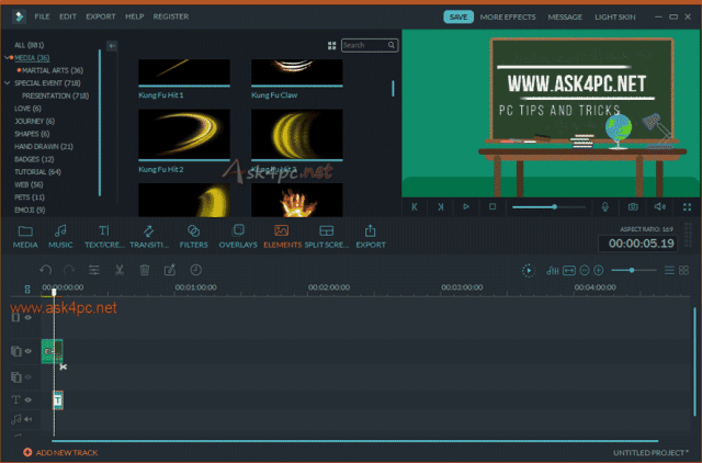 Filmora Video Editor 8.5.3 Crack + License Key Free Download