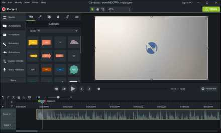 Camtasia Studio 2020 Crack Build 20874 + Keygen Free Download