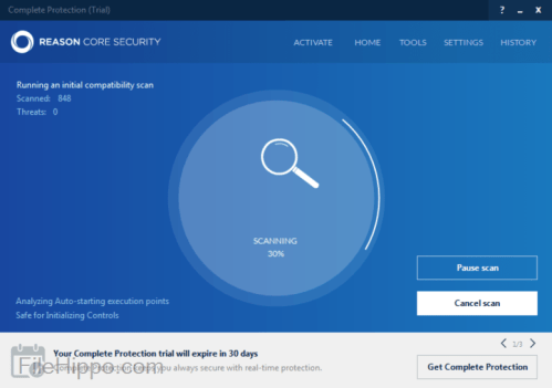 Reason Core Security 2018 Crack + Serial Key Free Download