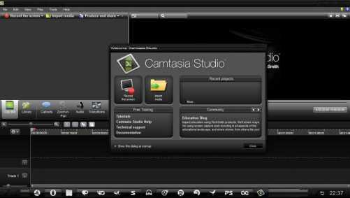 Camtasia Studio 2018.0.1 Crack + Activation Key Free Download