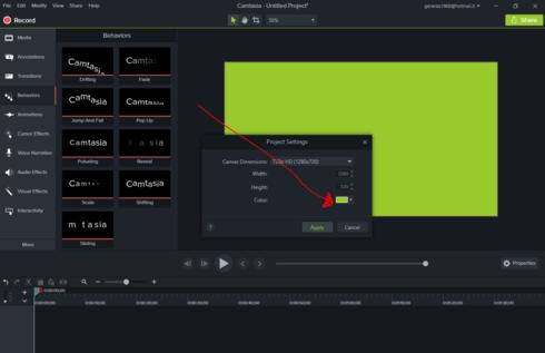 Camtasia Studio 2019.0.10 Crack + Keygen Free Download