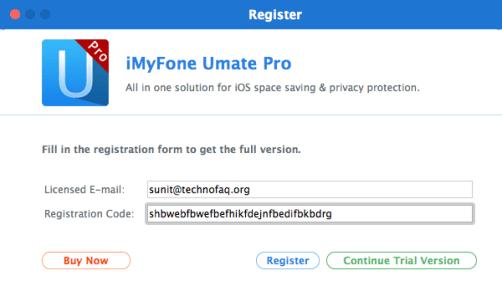 iMyfone Umate Pro Crack + Lifetime Activation Key Free Download