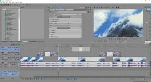 Sony Vegas Pro 17 Crack With Serial Number Free Download