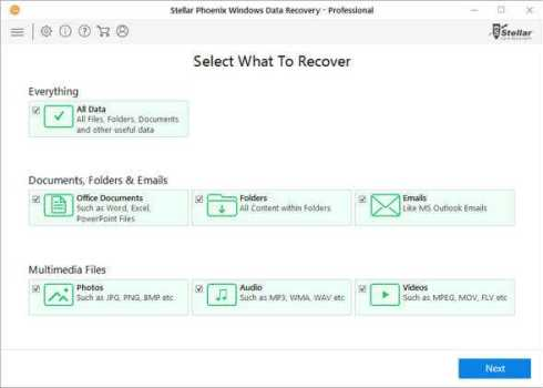 Stellar Phoenix Data Recovery 10.0.0.3 Crack With Serial Key 2020