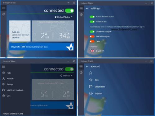Hotspot Shield Full Version Crack + Serial Key Free Download