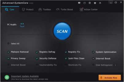 Advanced SystemCare Pro 13.4.0 Crack + Serial Key Free Download
