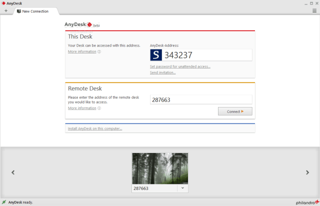 AnyDesk 5.3.3 Crack With Serial Key Free Download