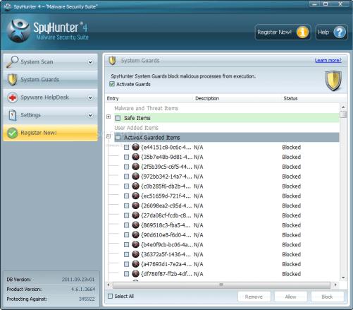 SpyHunter Full Version Crack + Activation Key Free Download