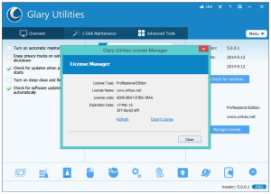 Glary Utilities Pro 5.136.0.162 Crack With Keygen Free Download