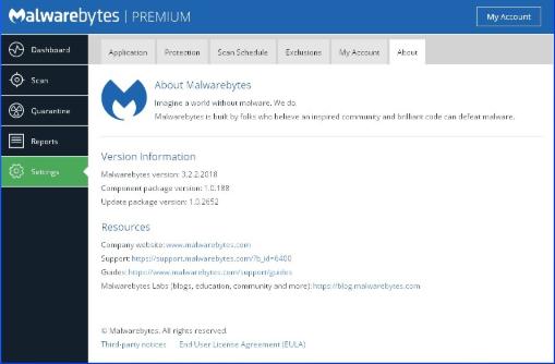 Malwarebytes Anti-Malware 4.1.0.56 Crack With License Key Free 2020