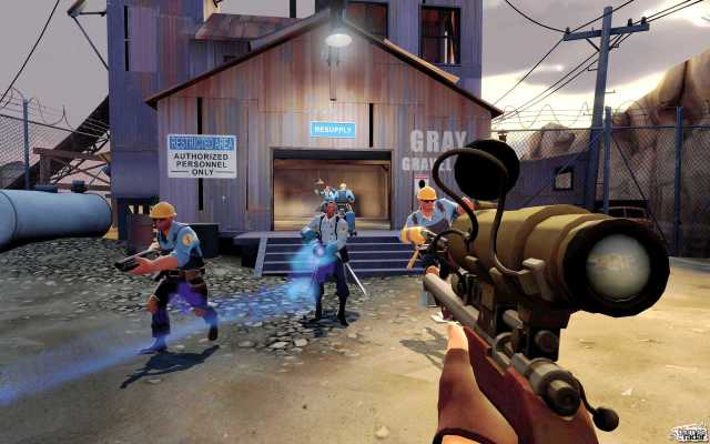 Team Fortress 2 Crack + Serial Key Free Download