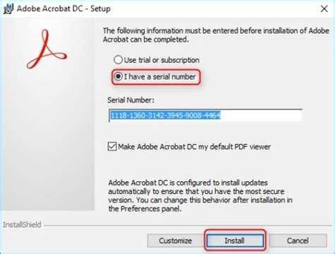 Adobe acrobat pro dc activator