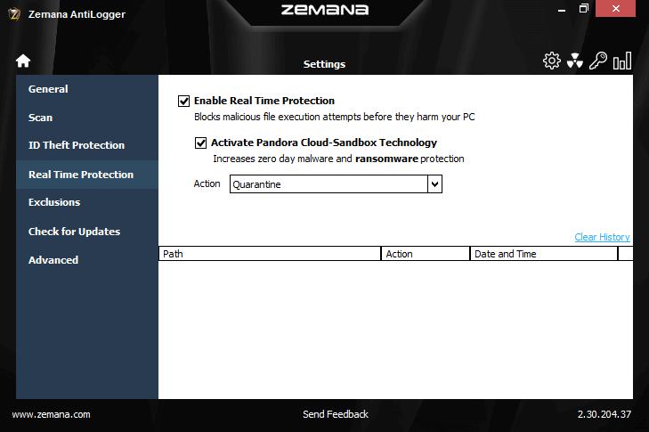 Zemana AntiLogger 2.74.204.664 Crack Full Activation Key 2020