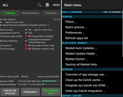 Titanium Backup Pro 8.4.0.2 APK Crack With Serial Key (2020)