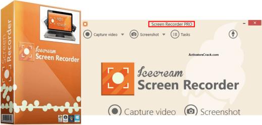IceCream Screen Recorder 6.10 Crack With License Key 2020