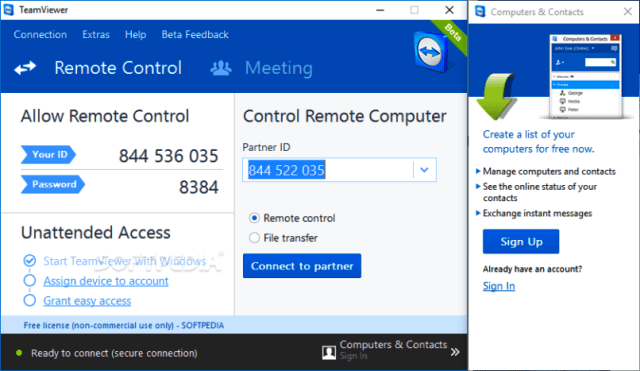 TeamViewer 15 Crack With License Key Free Download