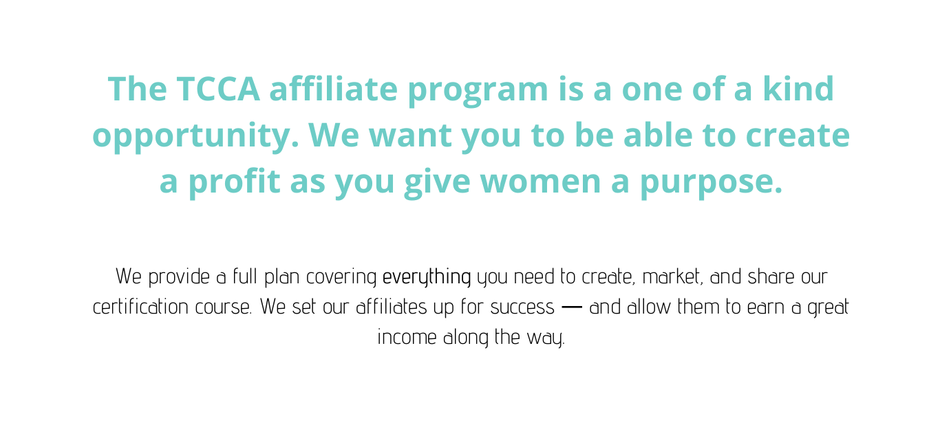 Be an affiliate for the cradle coach academy-4