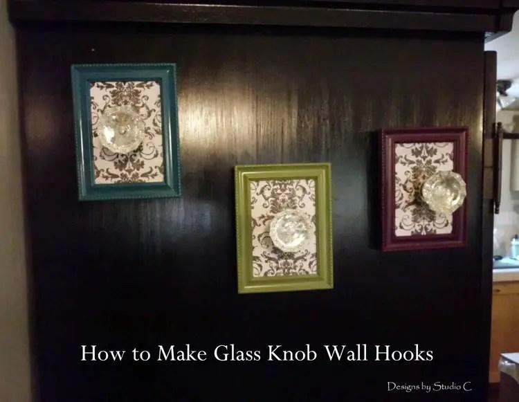 How To Make Glass Knob Wall Hooks SANY1228 Copy