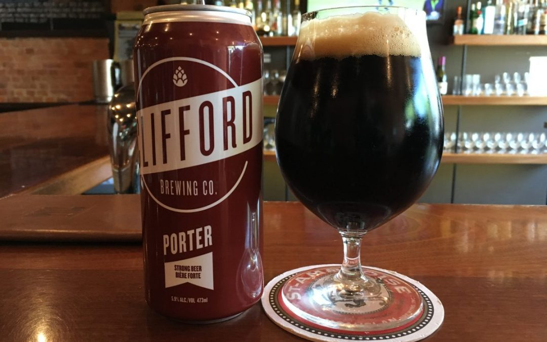 Review: Porter by Clifford Brewing Co.
