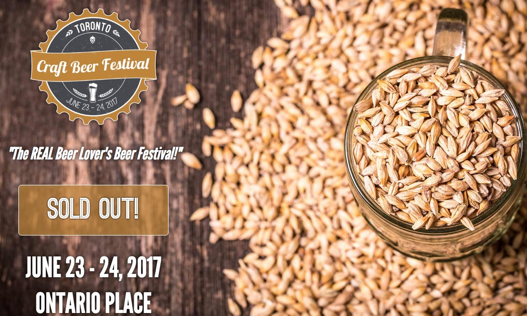 Recap: The Toronto Craft Beer Festival 2017