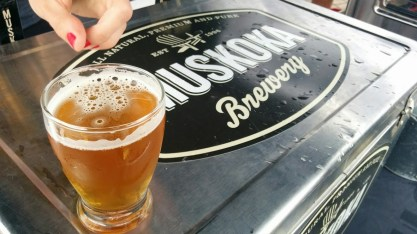Hazed and Confused IPA from Muskoka Brewery offers 6.9% ABV of hoppy and fruity goodness.