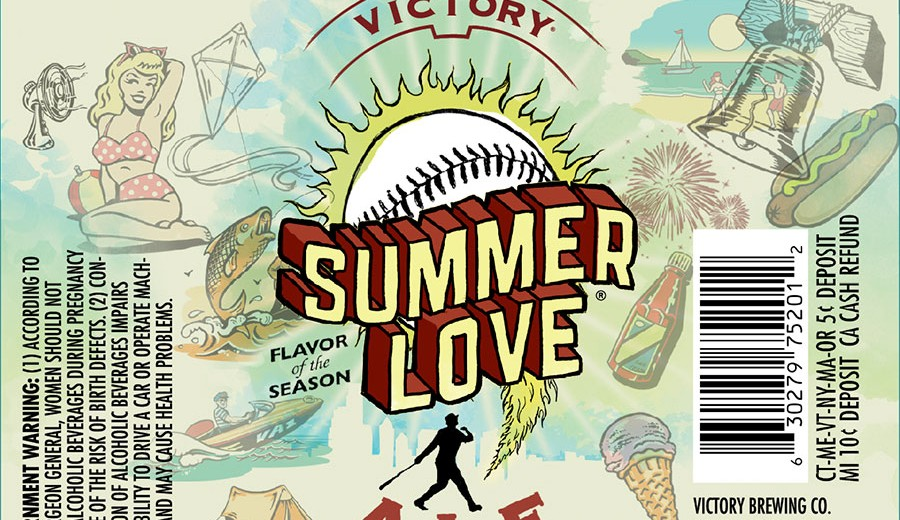Review: Summer Love by Victory Brewing Co.