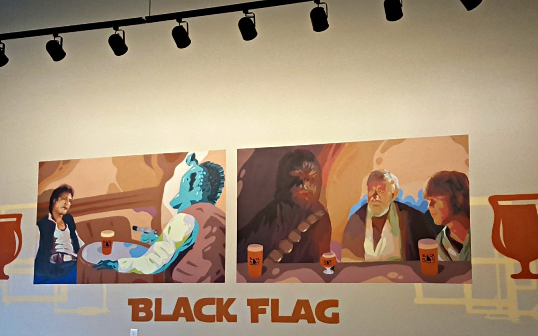 A Conversation with Black Flag Brewing Company