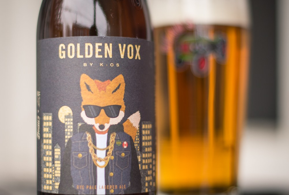 Review: Golden Vox by Beau's