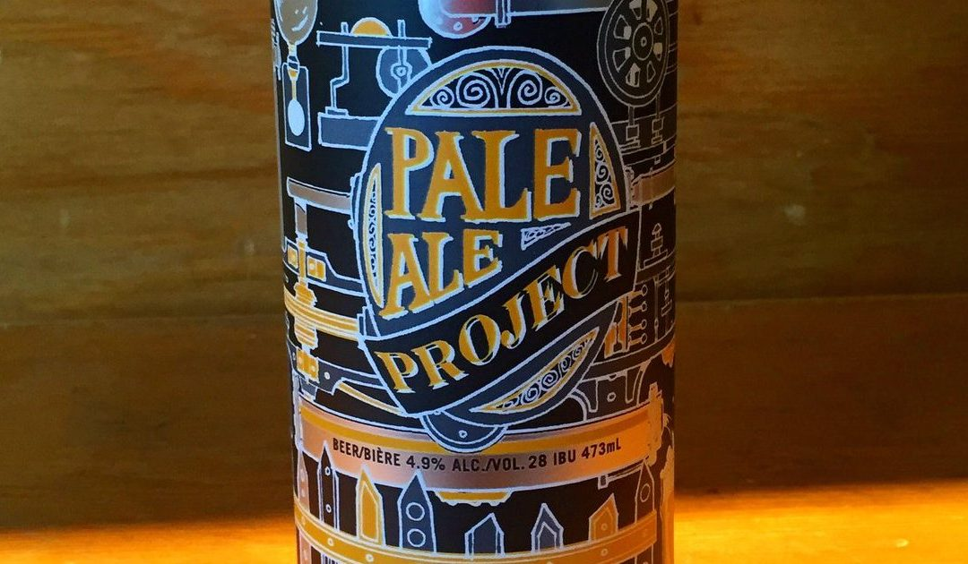 Review: Pale Ale Project by Beyond the Pale Brewing Co.