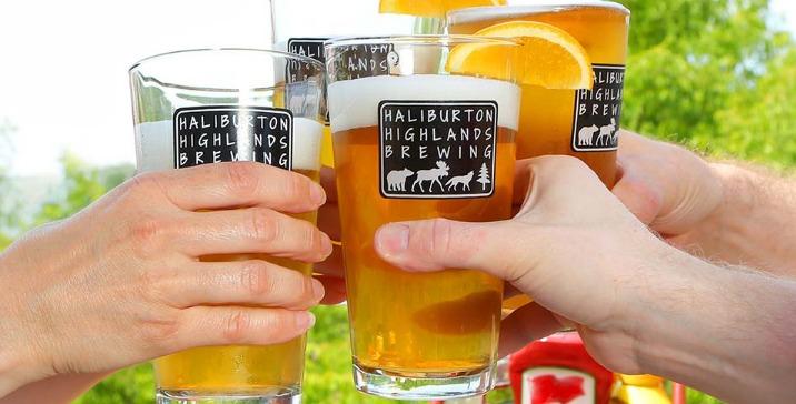 Review: Honey Brown Ale by Haliburton Highlands
