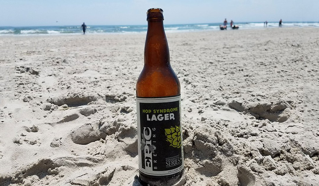 Review: Hop Syndrome Lager by Epic Brewing Co.