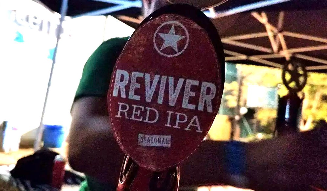 Review: Reviver Red IPA by Starr Hill Brewery