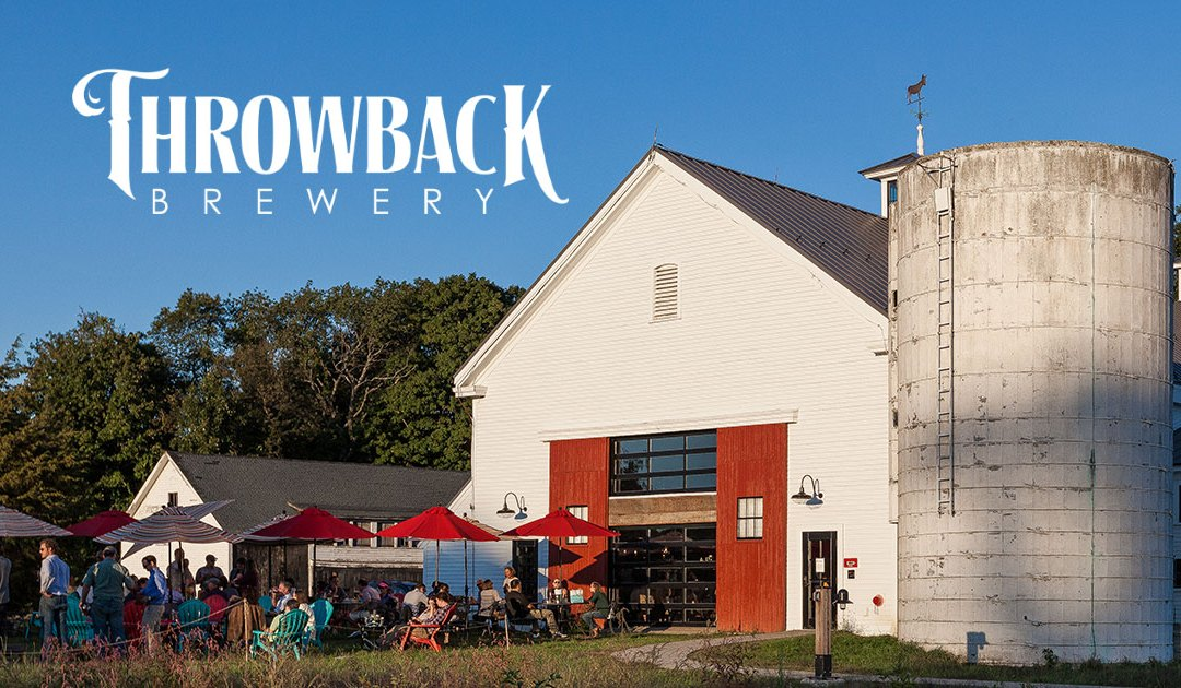 Throwback Brewery: Delicious, Farm-Fresh Beer