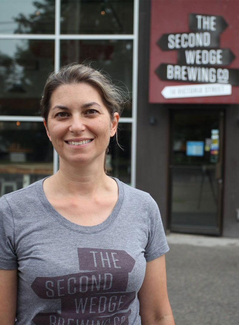 Join us as we sit down with Joanne Richter, co-founder of The Second Wedge Brewing in Uxbridge Ontario for a quick chat about their brewery and where it's headed. Click through for the full interview.
