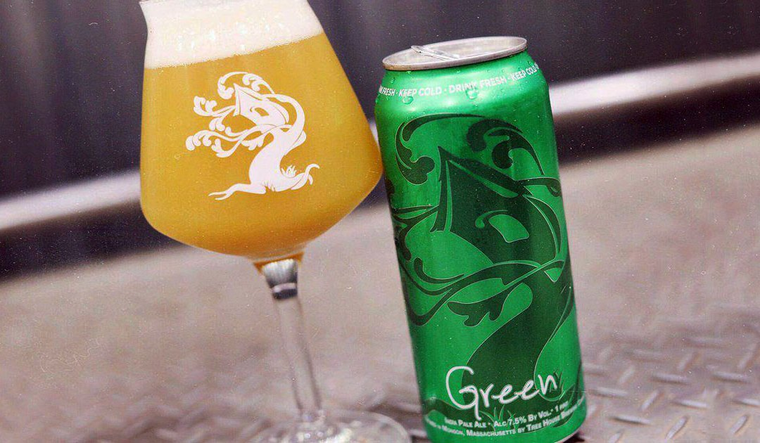 Review: Green by Tree House Brewing Company