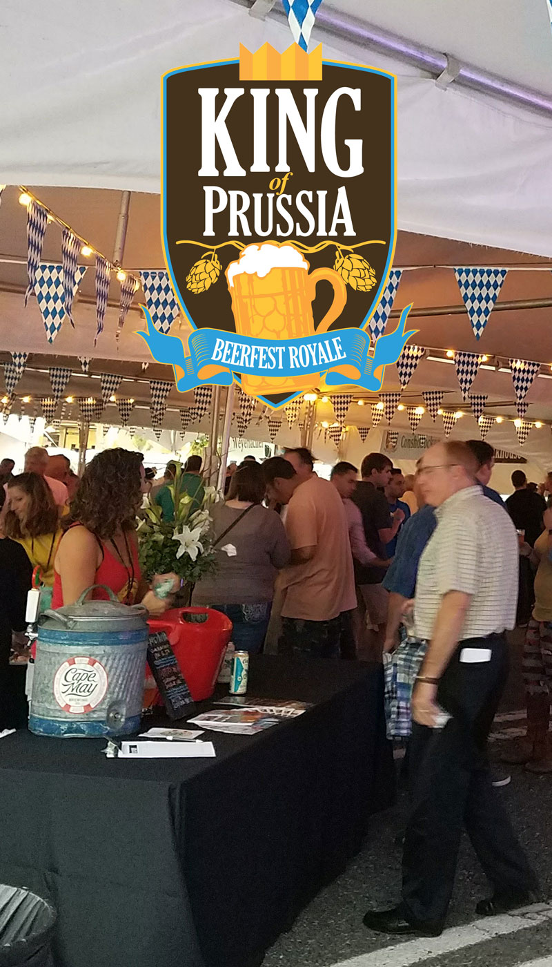 The King of Prussia Beerfest Royal could be a case study on how local beer festivals should be planned. Top local breweries and eateries dazzled guests. Click through for the full event recap.