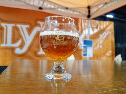 Valley Forge Beer and Cider Festival 20171104_165948 Sly Fox Brewing Company 360 IPA