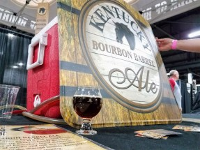 Valley Forge Beer and Cider Festival 20171104_173116 Kentucky Bourbon Barrel Ale Honey Barrel Brown Ale