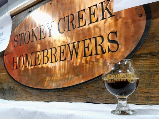 Valley Forge Beer and Cider Festival 20171104_180502 Stoney Creek Homebrewers Midnight Madness Black IPA (6.2%)
