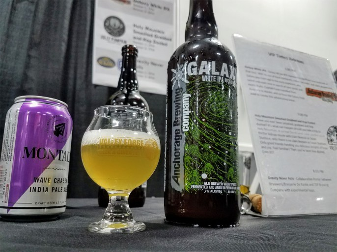 Valley Forge Beer and Cider Festival 20171104_183250 Anchorage Brewing Galaxy White IPA