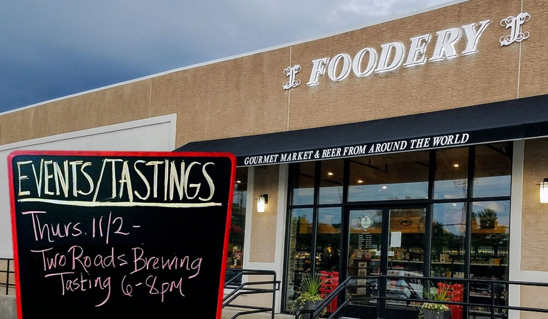 Reviews: Two Roads Tasting at The Foodery