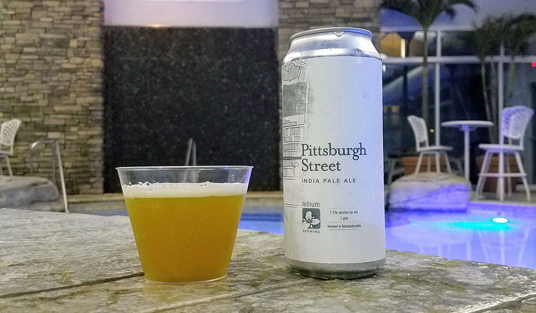 Review: Pittsburgh Street by Trillium Brewing Company